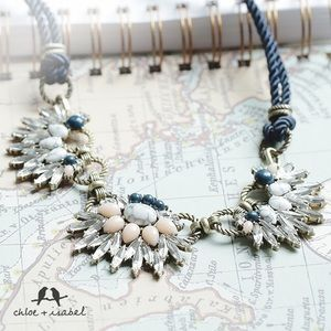 Chloe and Isabel morningtide convertible necklace